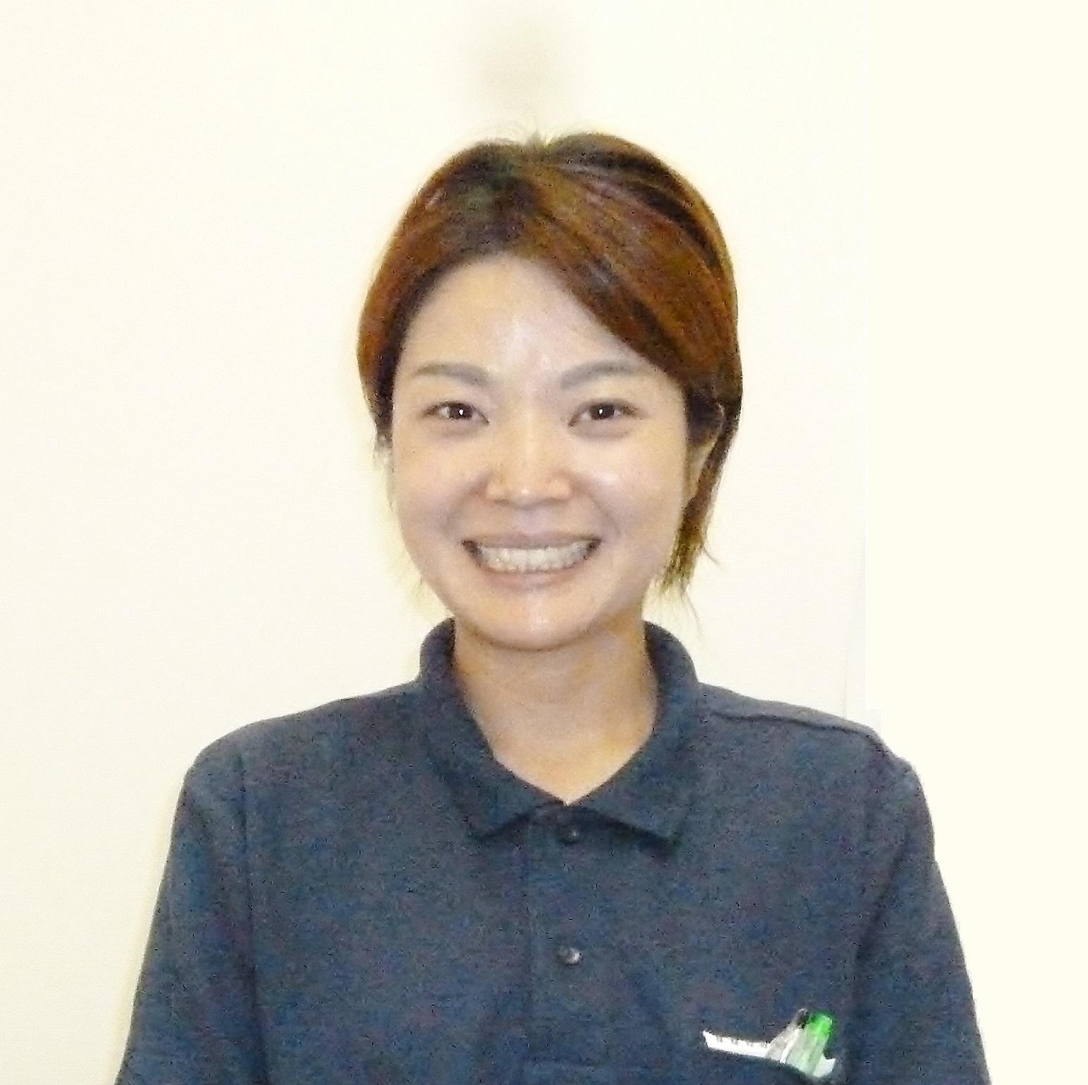 看護師 坂口さん